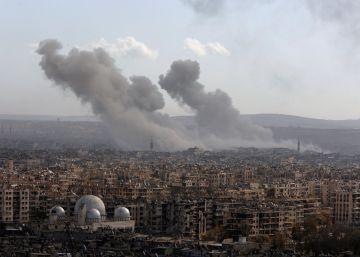 El régimen sirio controla ya más de la mitad del Alepo rebelde