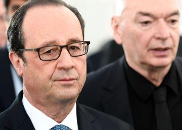 Hollande elige la puerta de atrás para salir del Elíseo