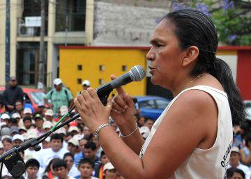 Argentina rechaza un pedido de la CIDH para que libere a la líder social Milagro Sala