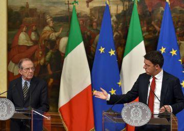 Renzi aplaza su dimisión hasta la aprobación de los presupuestos