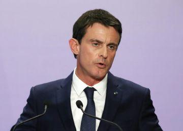 Valls exige como candidato al Elíseo la unión de la izquierda