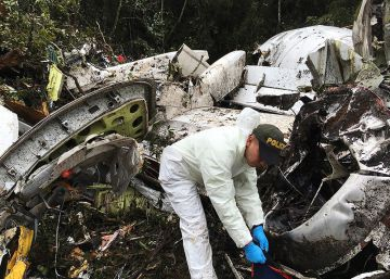 El accidente de Lamia desnuda la debilidad de la aeronáutica boliviana