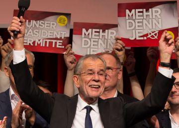 El independiente que cerró el paso al populismo en Austria