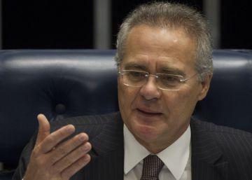 El Supremo de Brasil suspende temporalmente al presidente del Senado