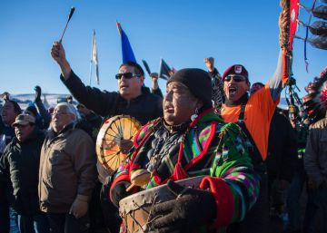 El Gobierno de EE UU paraliza la construcción de un oleoducto en Dakota del Norte
