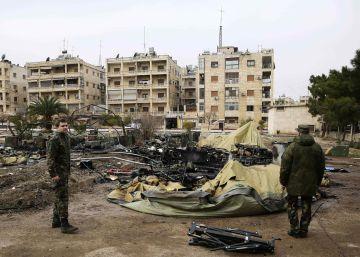 China y Rusia vetan en la ONU una resolución de tregua sobre Siria