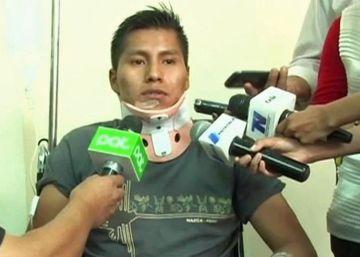 """Un superviviente del Chapecoense: """"Me golpeé para reaccionar, creí que era una pesadilla"""""""