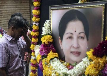 Muere la carismática actriz convertida en política que industrializó parte de India