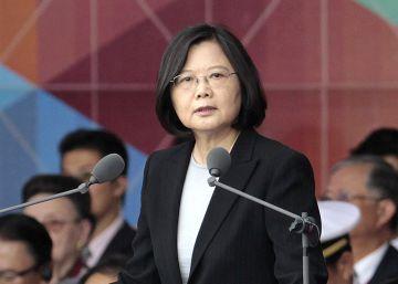 La llamada de la presidenta Tsai a Trump levanta nuevas expectativas en Taiwán