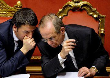 Renzi pretende aprobar el presupuesto el miércoles y marcharse