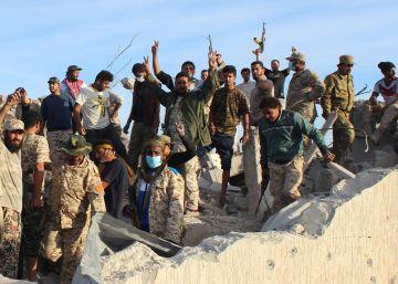 La milicia de Misrata dice que ha arrebatado al ISIS su feudo