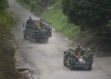 Un enfrentamiento entre marinos y hombres armados deja 14 muertos en Veracruz