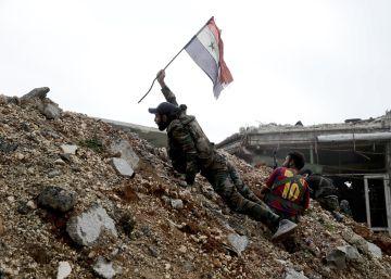 Las potencias occidentales piden a Siria, Rusia e Irán que acepten un alto el fuego en Alepo