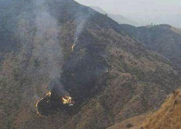 Un avión con más de 40 personas sufre un accidente en Pakistán