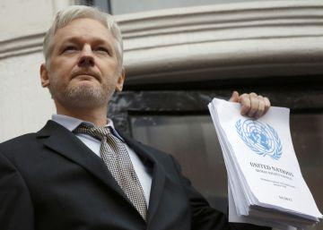 Assange divulga su testimonio ante la Fiscalía sueca y reitera su inocencia