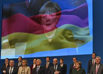 La CDU gira a la derecha para recuperar votos conservadores