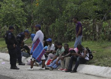 The migrants detained on Mexico's forgotten border