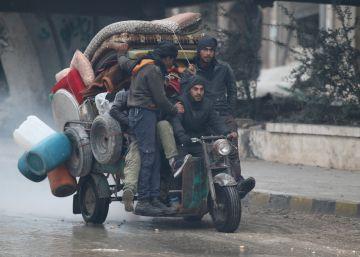 Rusia asegura que el régimen sirio ha detenido la ofensiva sobre Alepo