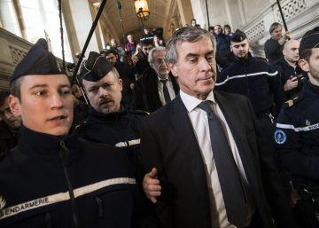 Un exministro de Hollande es condenado a tres años de cárcel por fraude fiscal