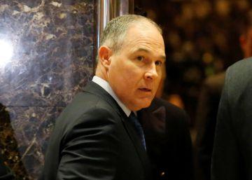Trump elige a un negacionista del cambio climático para liderar la agencia medioambiental