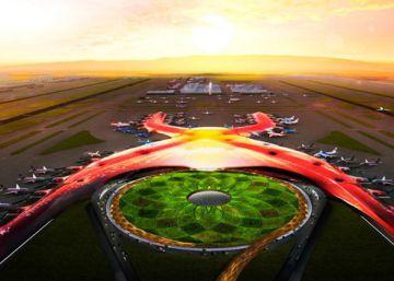 Slim presenta la mejor oferta para construir el nuevo aeropuerto de la Ciudad de México