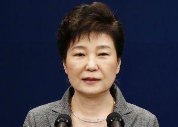 Corea del Sur aparta del poder a la presidenta