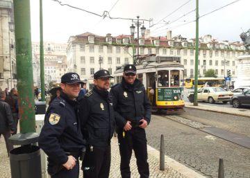 350 policías portugueses dejan de trabajar cada mes por baja sindical