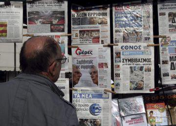 Algo huele a elecciones en Grecia...