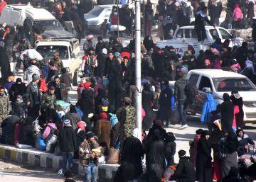 El Estado Islámico regresa a las puertas de Palmira