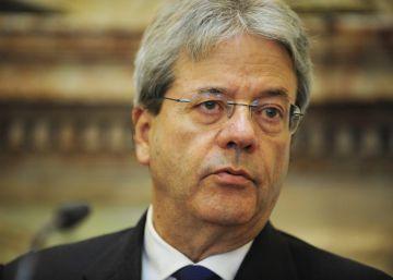 Paolo Gentiloni acepta el encargo de formar un nuevo Gobierno para Italia