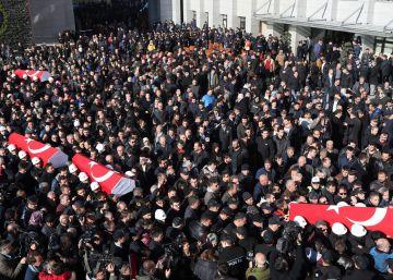 El grupo kurdo TAK reivindica el atentado del estadio de Estambul