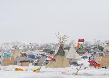 La victoria contra el oleoducto de Dakota del Norte encumbra al activismo sioux