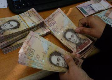 La incertidumbre reina en Venezuela tras el retiro de la mitad de su dinero en efectivo