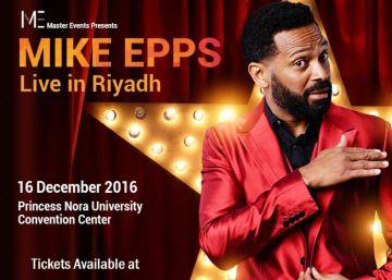 Arabia Saudí cancela una actuación de Mike Epps por las quejas islamistas