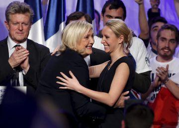 La nueva generación Le Pen se mantiene fiel a la bronca generacional