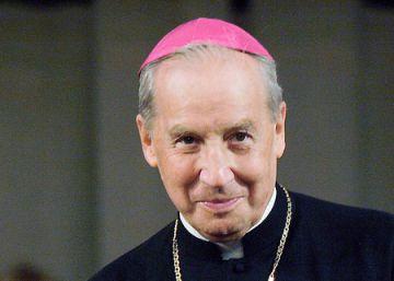 Muere Javier Echevarría, 'el tercer hombre' del Opus Dei