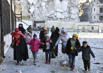 El Gobierno belga desafía a la justicia y niega el visado a una familia de Alepo