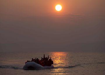 Las muertes en el Egeo han descendido un 94% desde el pacto entre la UE y Turquía
