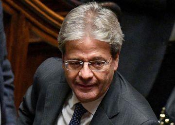 Gentiloni logra la confianza de la Cámara de Diputados