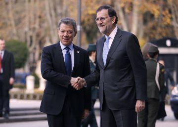 Santos remarca que la paz con las FARC impulsará la economía colombiana