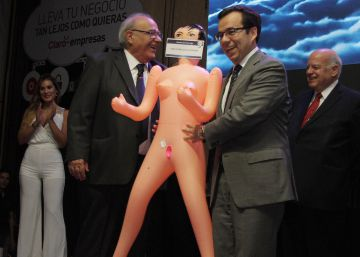 An inflatable sex doll to reactivate Chile's economy