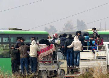 Evacuação de Aleppo é suspensa em meio a novos confrontos