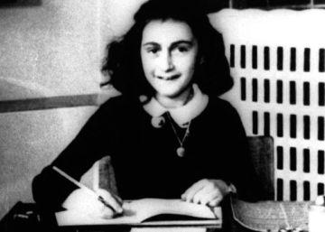Los nazis pudieron hallar a Ana Frank por casualidad y no por una traición