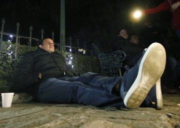 Cuauhtémoc Blanco termina su huelga de hambre tras 36 horas