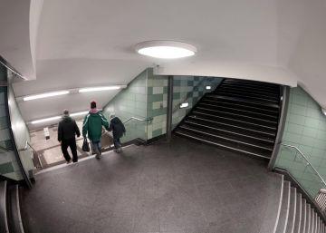 El agresor del metro de Berlín afronta cargos de intento de homicidio
