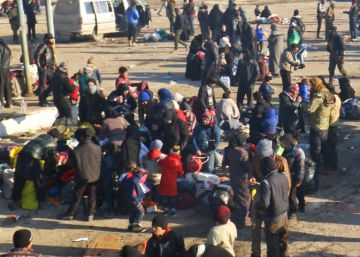 Rusia apoya tras seis vetos una resolución para hacer frente a la crisis en Siria