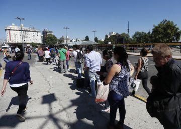 Buenos Aires profundiza su caos por un paro de transporte