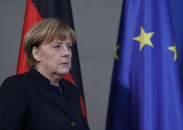 Merkel pide tras el atentado en Berlín que el miedo no paralice a los alemanes