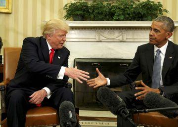 Donald Trump rompe con la cautela de Barack Obama ante el terrorismo
