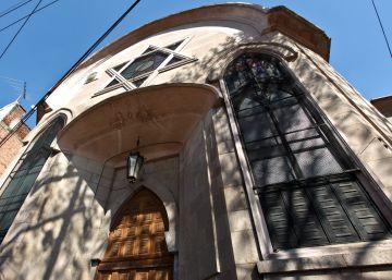 La embajada de Alepo en la colonia Roma